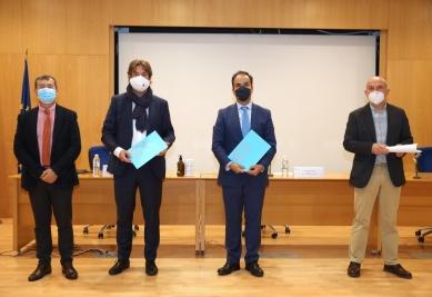 La URJC colabora con el Ayuntamiento de Fuenlabrada para promocionar la ciudad