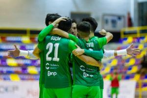 El BeSoccer CD UMA Antequera llega a los cuartos de final de la Copa del Rey