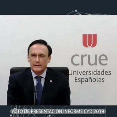 """Gómez Villamandos """"se nos escatiman los recursos y se nos exige que seamos el motor de desarrollo del país"""""""