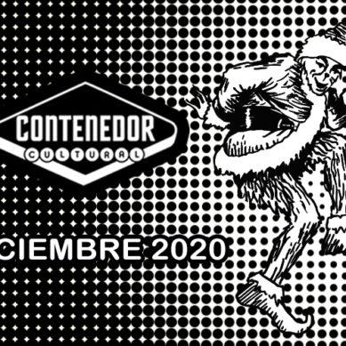 El Contenedor Cultural presenta su programación para las semanas previas a Navidad