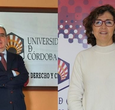 Luis Miranda y Mª del Mar García Cabrera, reelegidos como decanos de la UCO