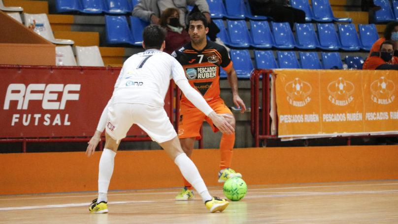 El BeSoccer CD UMA Antequera suma una victoria ante el Burela