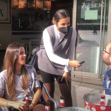 Cinco estudiantes de la US ganan el concurso internacional 'Mi Europa 2030'