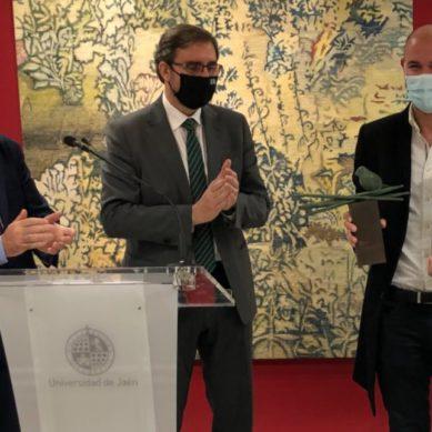 Federico Miró gana el V Certamen de Pintura 'Manuel Ángeles Ortiz' de la UJA