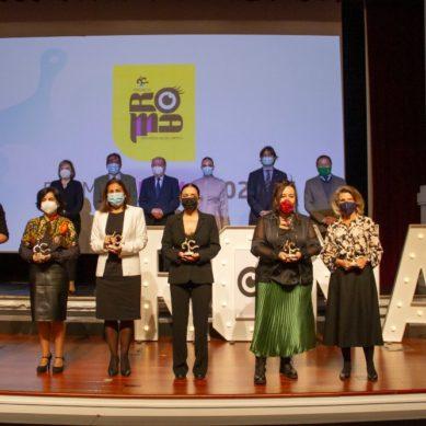 La UPO entrega los Premios ROMA destinados a reconocer públicamente el talento femenino