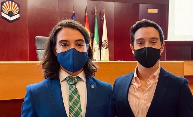 Dos estudiantes de la UCO, en el Ranking Nacional de Graduados Universitarios