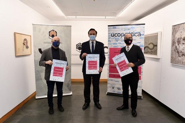 Presentado el IX Premio Ucopoética de la Universidad de Córdoba