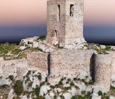 Cómo virtualizar paisajes arqueológicos gracias a la UCO y el Castillo de Belmez