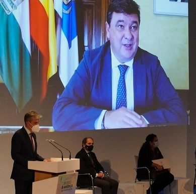 'Primera piedra' para construir el Museo de América en Huelva