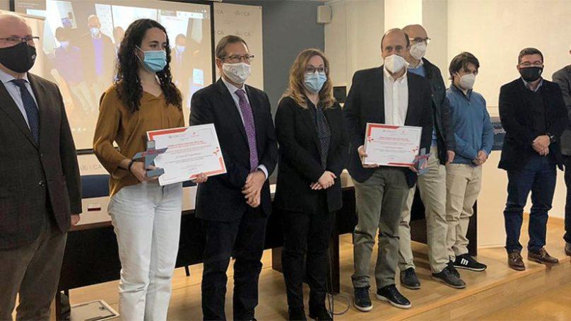 La UCA celebra el acto de entrega de los Premios Cátedra Fundación Cepsa