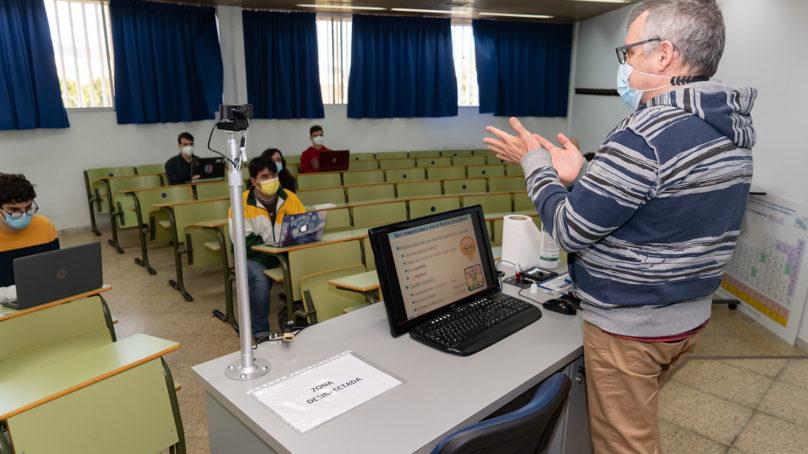 La Universidad de Málaga recibe 9,1 millones de euros del Fondo COVID