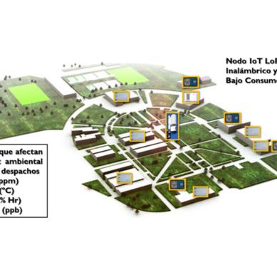 La URJC crea un Smart Campus en Fuenlabrada