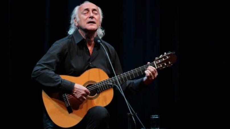 El cantautor Amancio Prada, reconocido con el VII Premio de Cultura de la US