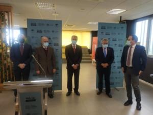 Rogelio Velasco ha presentado las líneas de progreso para la economía andaluza durante el 2021, basada en la innovación y el conocimiento.