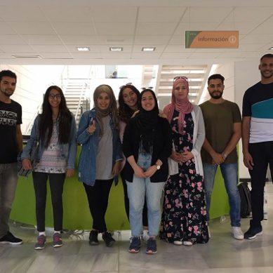 Estudiantes de Marruecos completan su formación en la UAL con el Programa YGCA