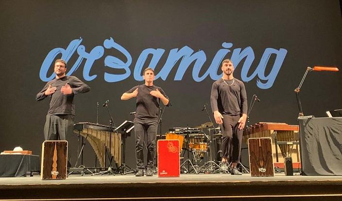 Regresan las actividades culturales de la UAL con el espectáculo 'Dr3aming'