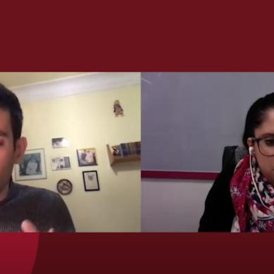 """Jaime Hidalgo """"el Grado en Estudios de Asia y África es una apuesta arriesgada"""""""
