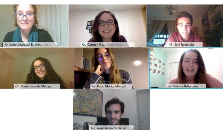 La Universidad Loyola de Andalucía participa en la mayor simulación de un juicio a nivel internacional