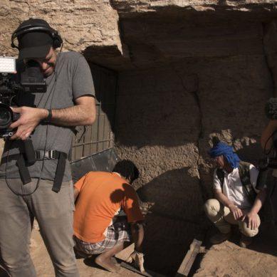 La Excavaciones de la UJA en Egipto, protagonistas en la serie documental de National Geographic