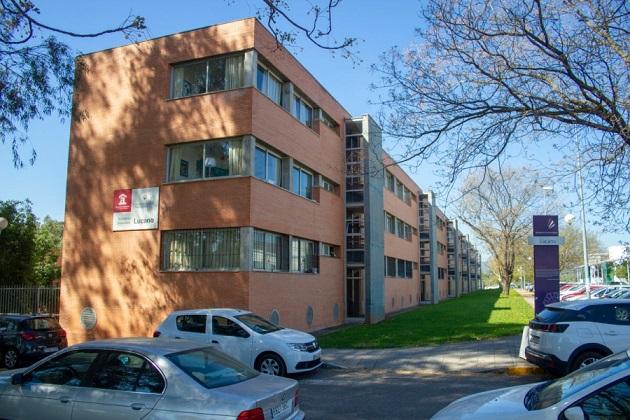Cinco sancionados por la UCO por incumplir las normas sanitarias en la Residencia Lucano