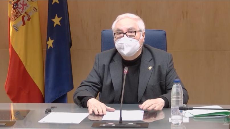 """Manuel Castells: """"la alarma social está ya creada, no la he creado yo"""""""
