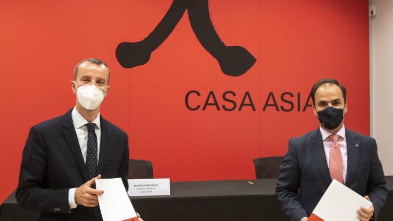 La URJC y Casa Asia colaborarán en Cooperación y Desarrollo, investigación, y educación