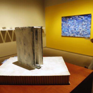 Disfruta de las obras premiadas en el XIV Certamen Fundación Unicaja de Artes Plásticas