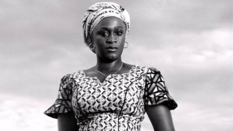 Encuentro online con la periodista congoleña Cady Adzuba para hablar sobre comunicación y género