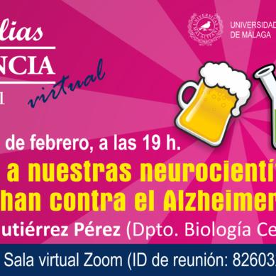 Conoce a nuestras neurocientíficas que luchan contra la enfermedad de Alzheimer