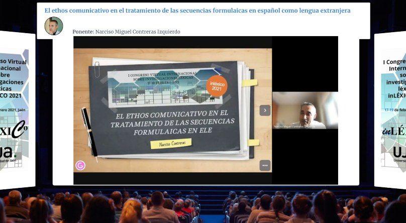La UJA celebra un foro internacional y virtual sobre el léxico español
