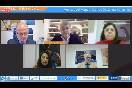 La UAL celebra un Congreso de Médicos del Mundo sobre mutilación genital femenina