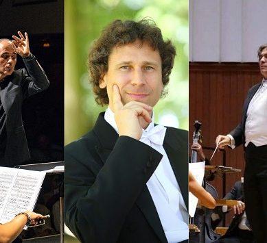 La UAL presenta al jurado del I Concurso Internacional de Dirección de Orquesta