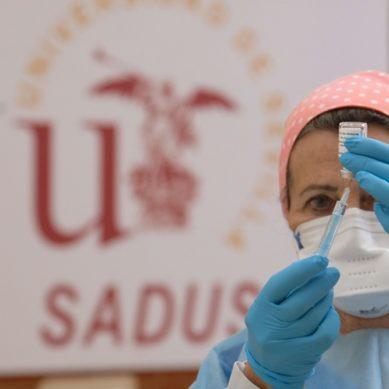 Estudiantes de la US participarán en la campaña de vacunación contra la COVID