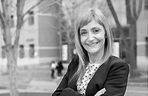 Marta Losa, por más mujeres al frente de una universidad