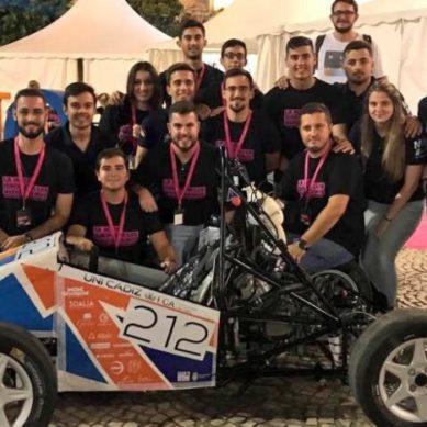 El monoplaza diseñado por estudiantes de la UCA competirá en el 'Formula Student Czech Republic'