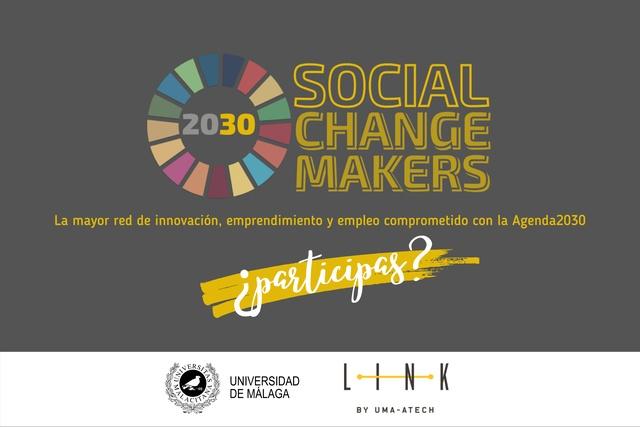 'Social Change Makers', un programa para distinguir a universitarios y organizaciones comprometidas con la Agenda 2030