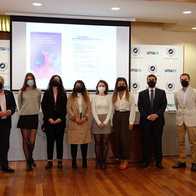 La UMA entrega los premios a las mejores investigaciones sobre igualdad, diversidad y acción social