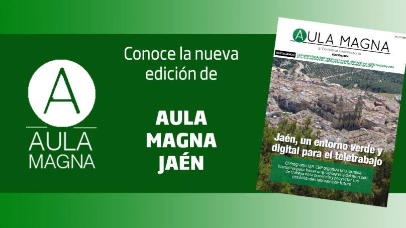 Empleo, música, eSports y cultura en la era COVID, puntos clave de la primera edición de AULA MAGNA JAÉN