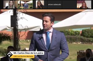 Carlos Diez de la Lastra. Les Roches
