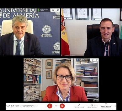 Nace la Feria de la Ciencia de Almería, un trampolín para futuros investigadores