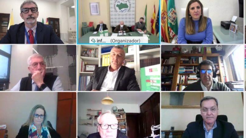 Homenaje al catedrático de la UCA Carmelo García, un referente mundial en el ámbito de la Enología