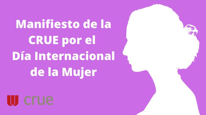 Manifiesto 8M, Día Internacional de la Mujer