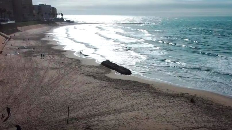 La UCA 'llama' a la ciudadanía para analizar los cambios que se producen en las playas de la provincia
