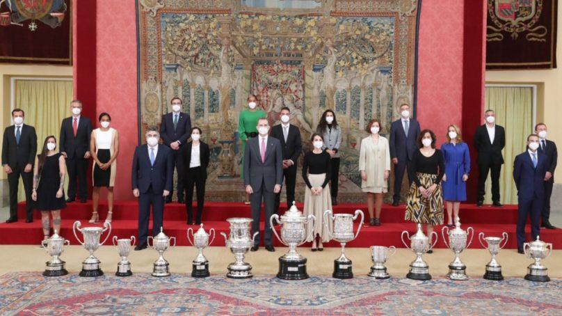Premio Nacional del Deporte a la UJA por la organización de los CEU 2018