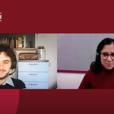 """Rodrigo Soriano: """"El debate universitario es una herramienta que te da capacidades que son útiles para cualquier persona"""""""
