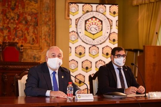 El Consejo Social de la UCO presenta su plan anual de actuaciones