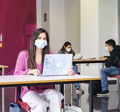 El reinicio de las clases presenciales en la UHU será de forma gradual