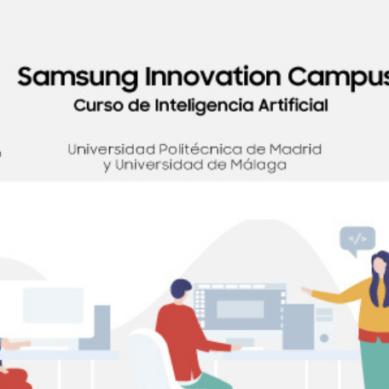 Abierta la nueva convocatoria de Samsung Innovation Campus Curso de Inteligencia Artificial