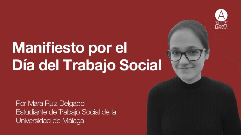 Un manifiesto por el Día del Trabajo Social