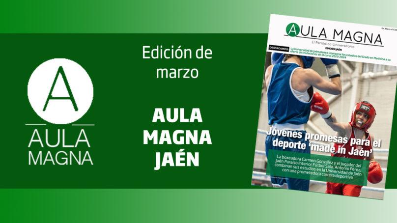 El Grado de Medicina en la UJA, jóvenes promesas del deporte y otros temas en Aula Magna Jaén